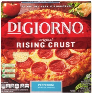 Digiorno Frozen Pizza digiorno pizza $3.33 - printable coupon is back! - kroger couponing