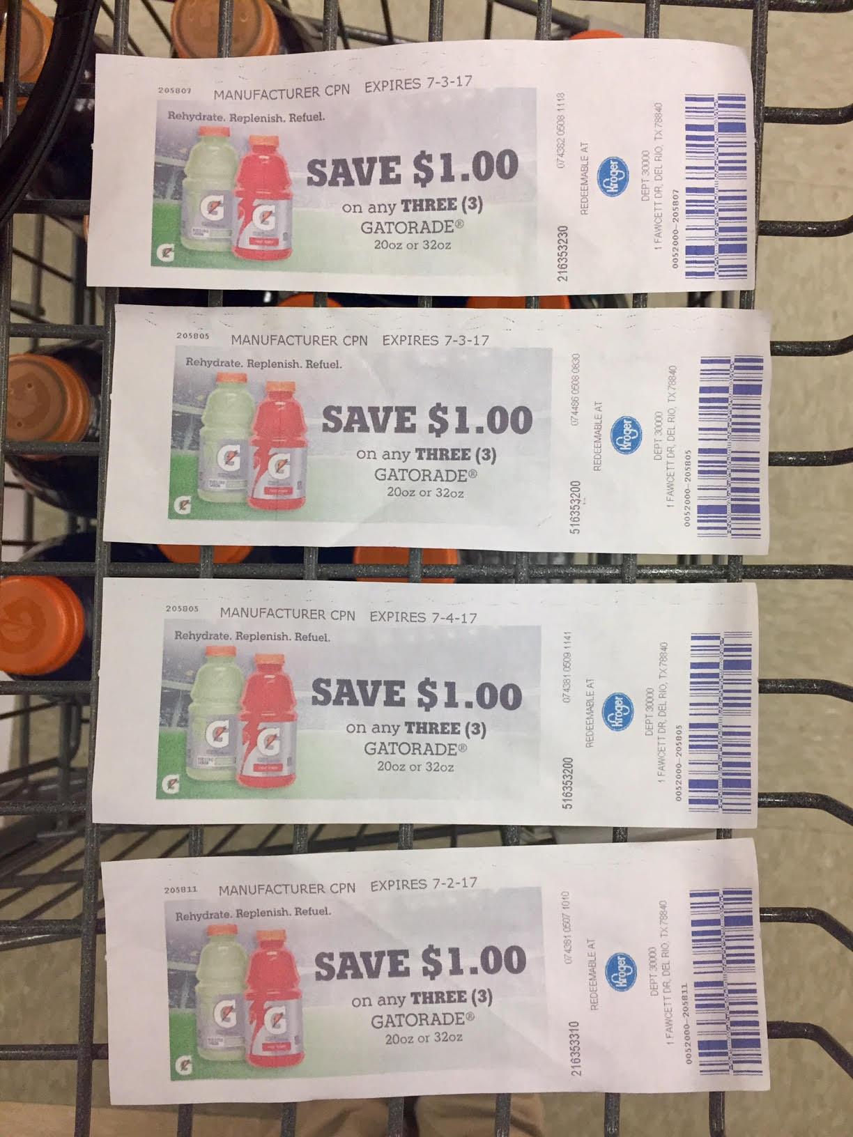 Kroger discount coupons