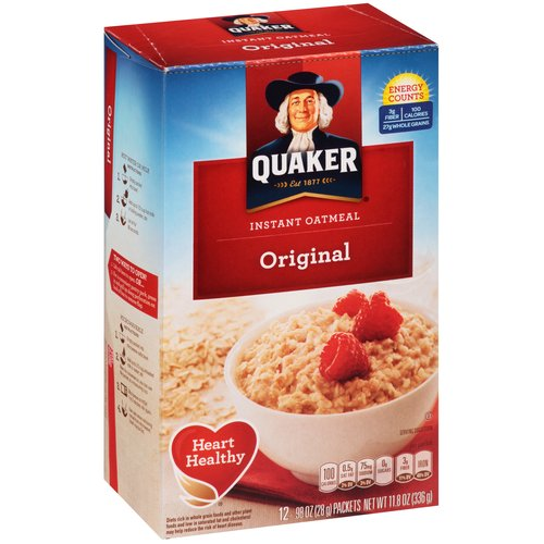 Old Fashioned Or Instant Oatmeal