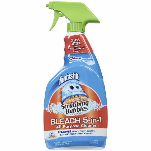 Scrubbing bubbles fantastic just 59 kroger couponing for Msds scrubbing bubbles bathroom cleaner