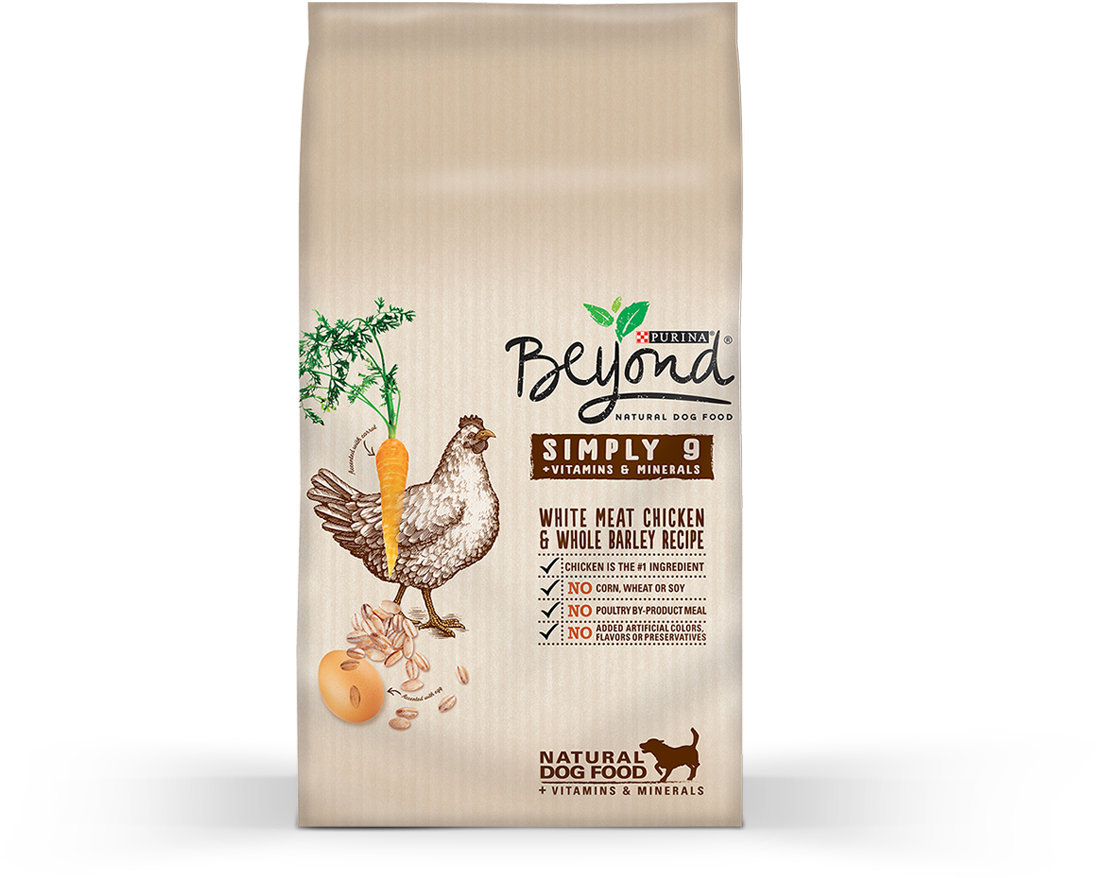 Purina Natural Dry Food