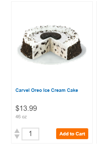 In Our House We Really Love These Carvel Ice Cream Cakes Little Miss Kroger Couponing Loves General When You Combine Her For