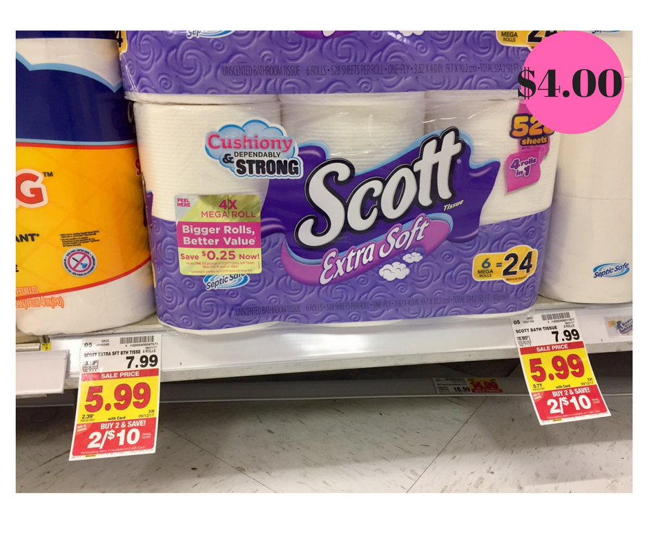 Scott Toilet Paper On Sale This Week