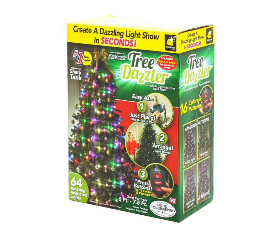 thinking about trying this for my christmas tree this year i mean it looks soo fun im typically a traditionalist and just go with all white lights