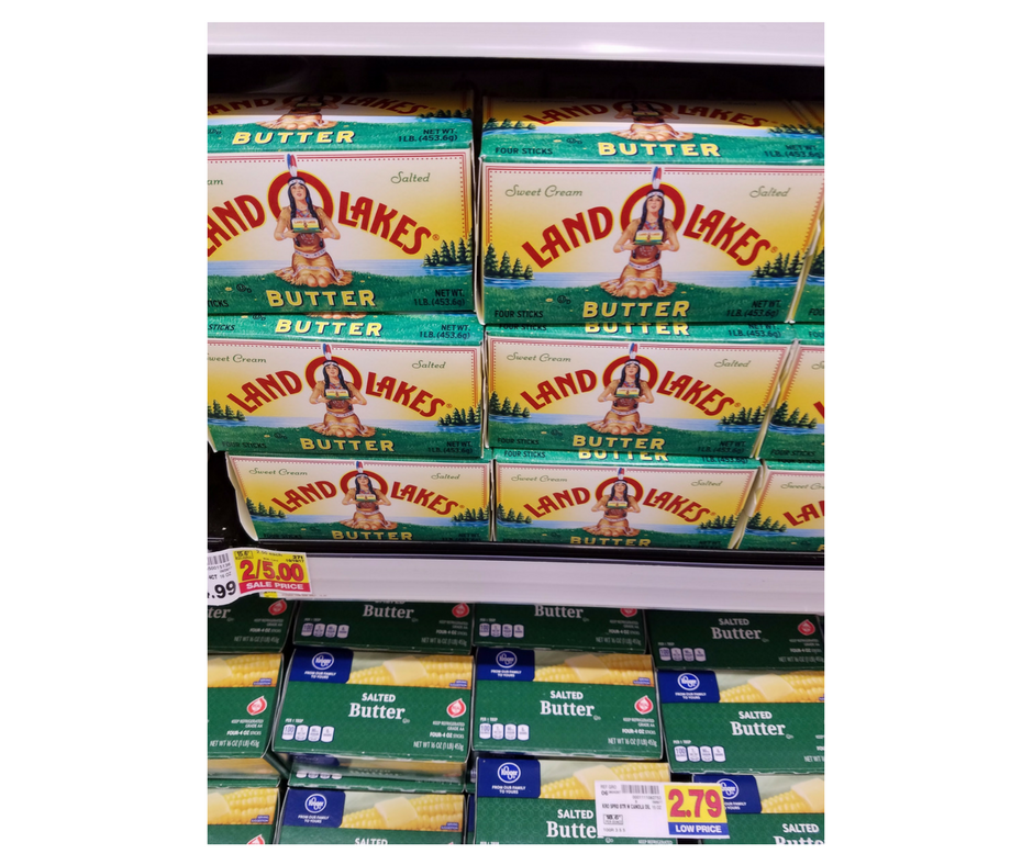 Land o lakes butter coupon december 2018