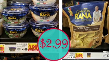 giovanni rana coupon Archives - Kroger Couponing