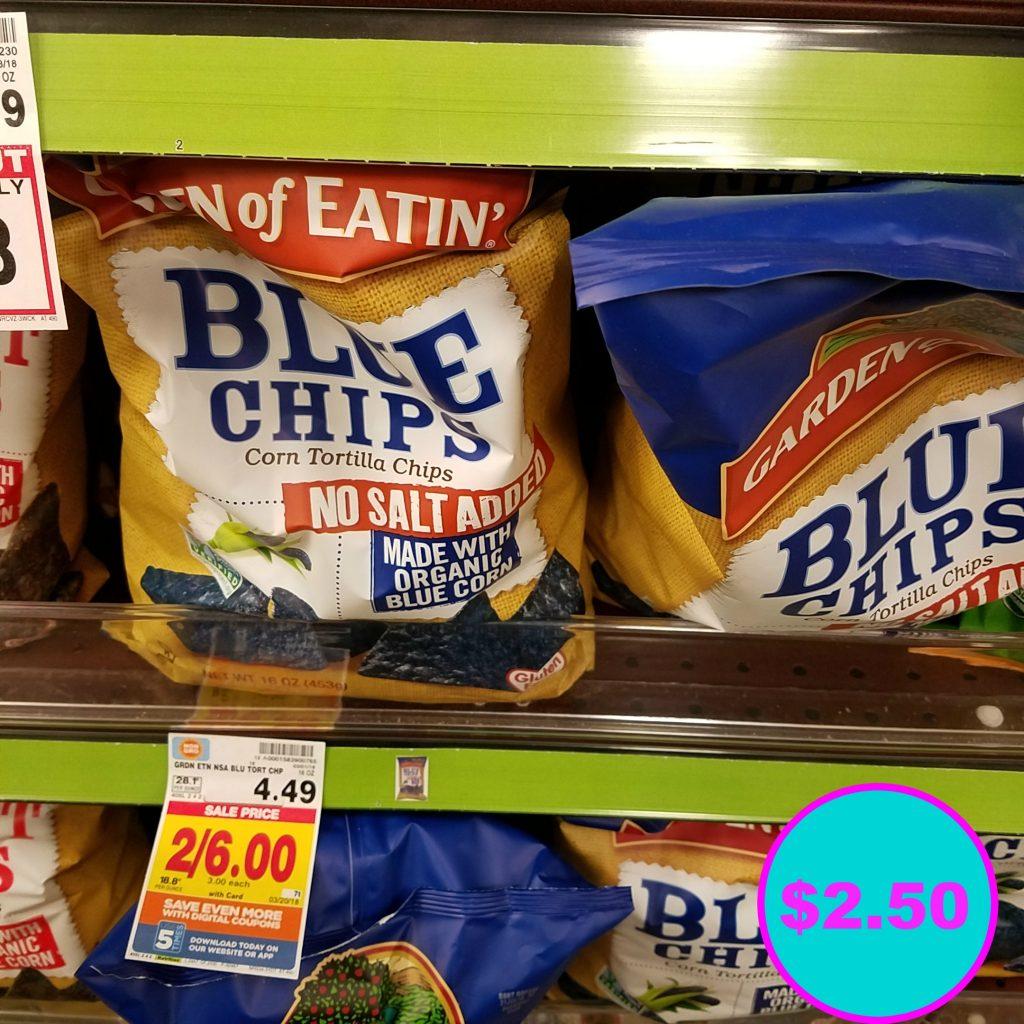 Garden Of Eatin Chips Just $2.50