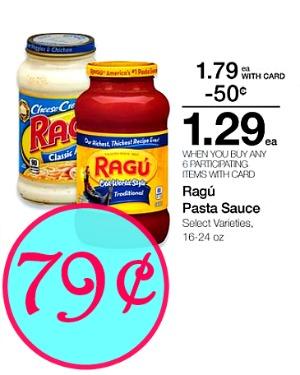 Ragu coupons 2018