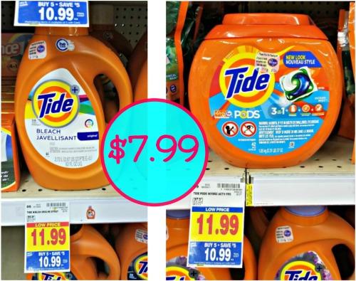 tide pods price match