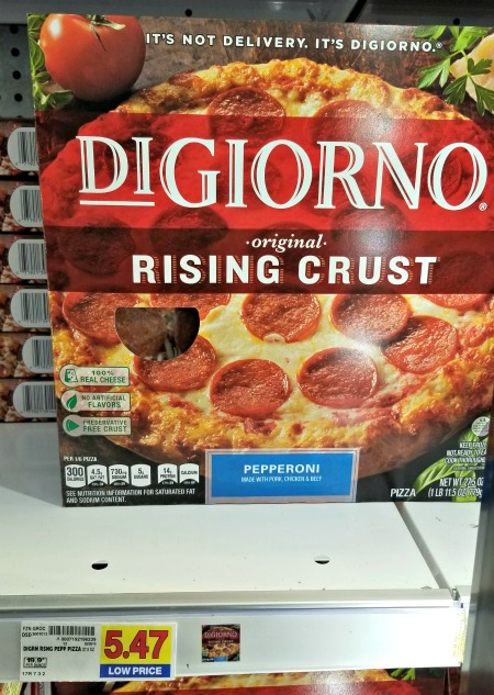 image relating to Digiorno Coupons Printable named digiorno coupon Archives - Kroger Couponing