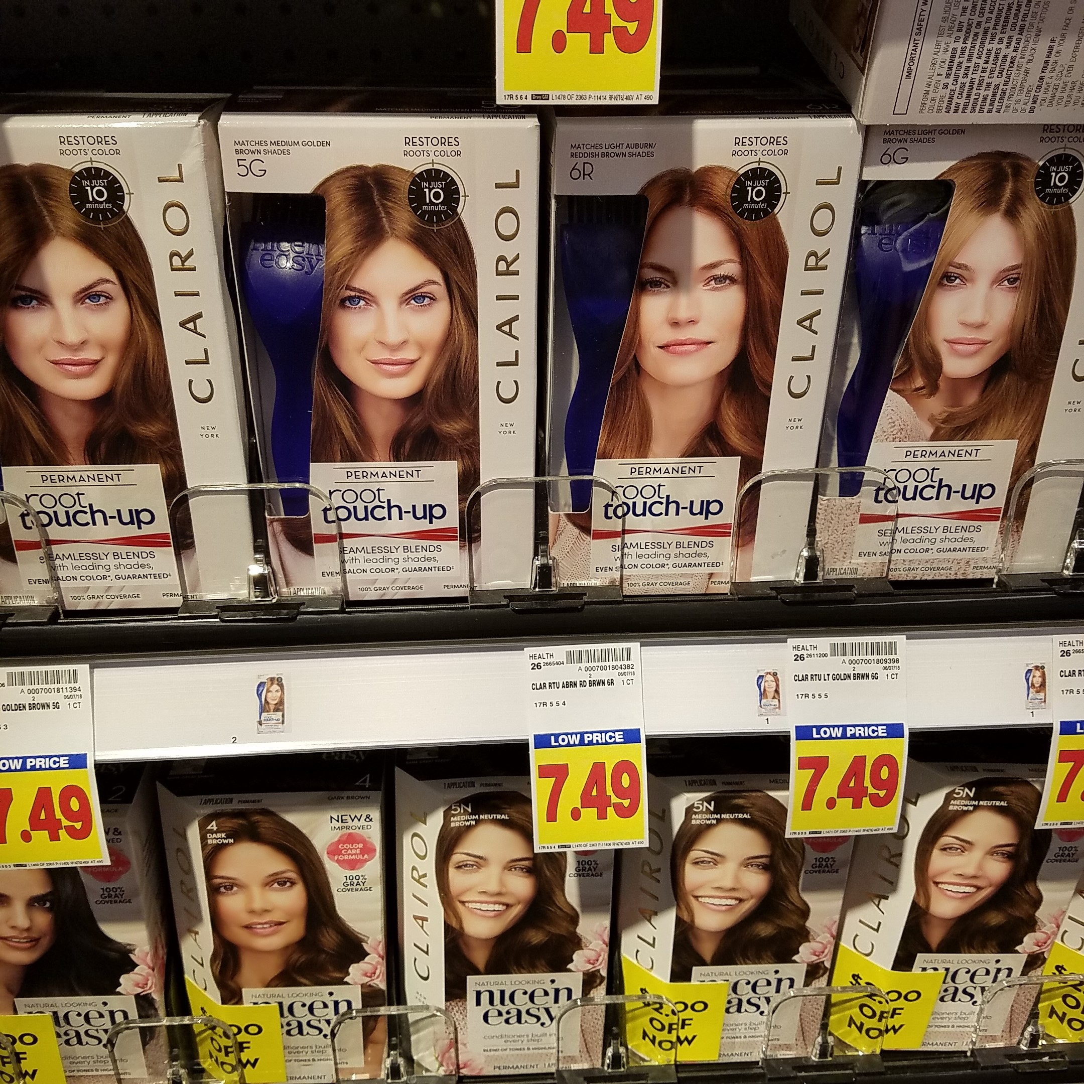 New Hair Color Coupons Kroger Couponing