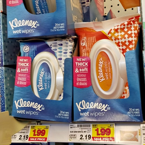 picture regarding Kleenex Printable Coupon referred to as Contemporary Kleenex Coupon codes - Soaked Wipes Basically $1.49 at Kroger