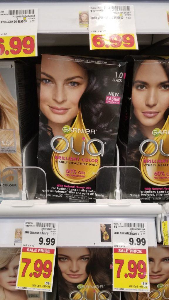 Garnier Olia Hair Color Just 499 Kroger Couponing